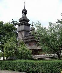 Церковь - музейный экспонат