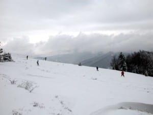 Лыжный отдых в Украине