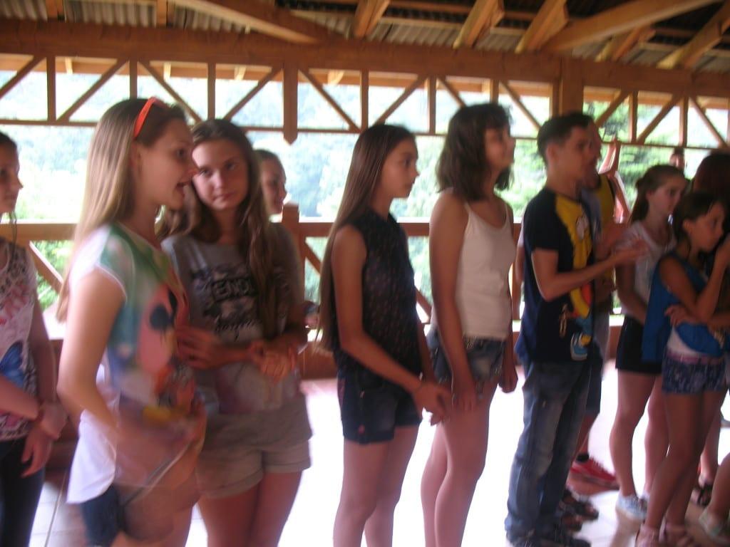 Англоязычный летний лагерь в карпатах