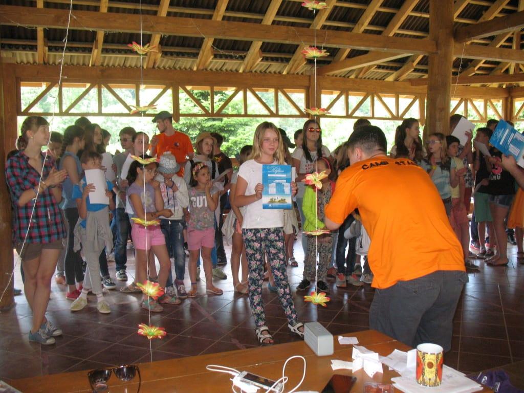 Англоязычный летний лагерь