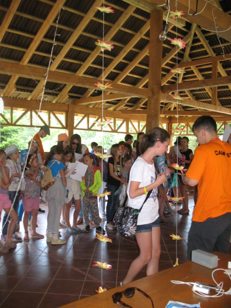 Англоязычный летний лагерь 2015