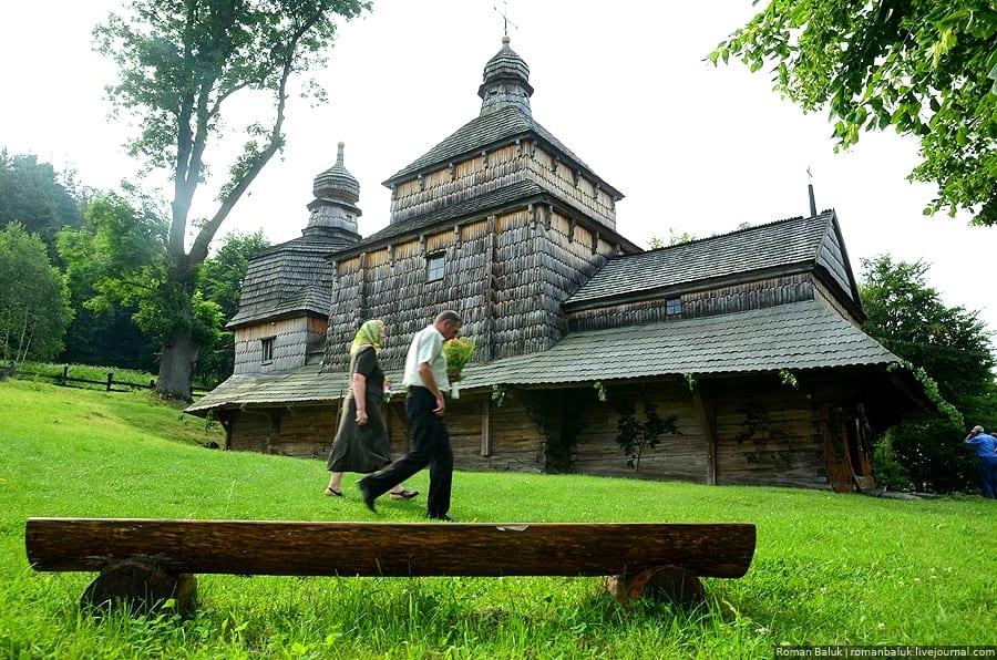 Знаменитые церкви Карпат и Закарпатья, что посмотреть на отдыхе. Раздел 2