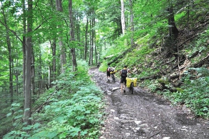 Летние этнографические велосипедные экскурсии в Карпатах