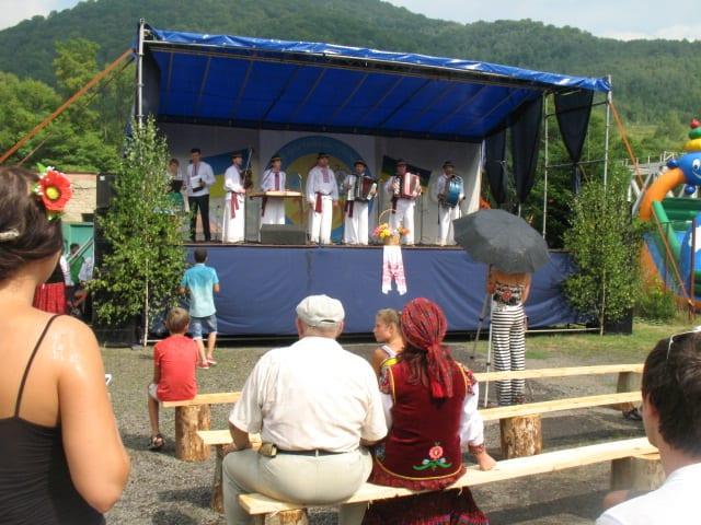 Летний англоязычный лагерь в Закарпатье
