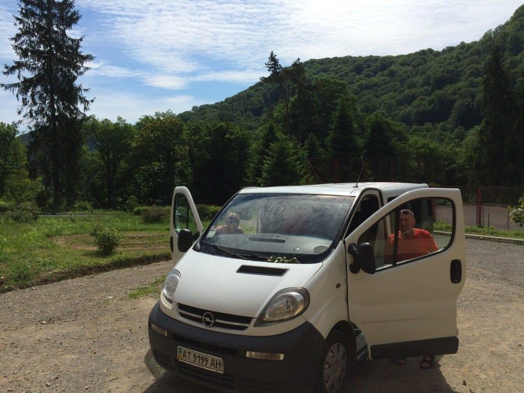 Летний отдых, экскурсии по Закарпатью