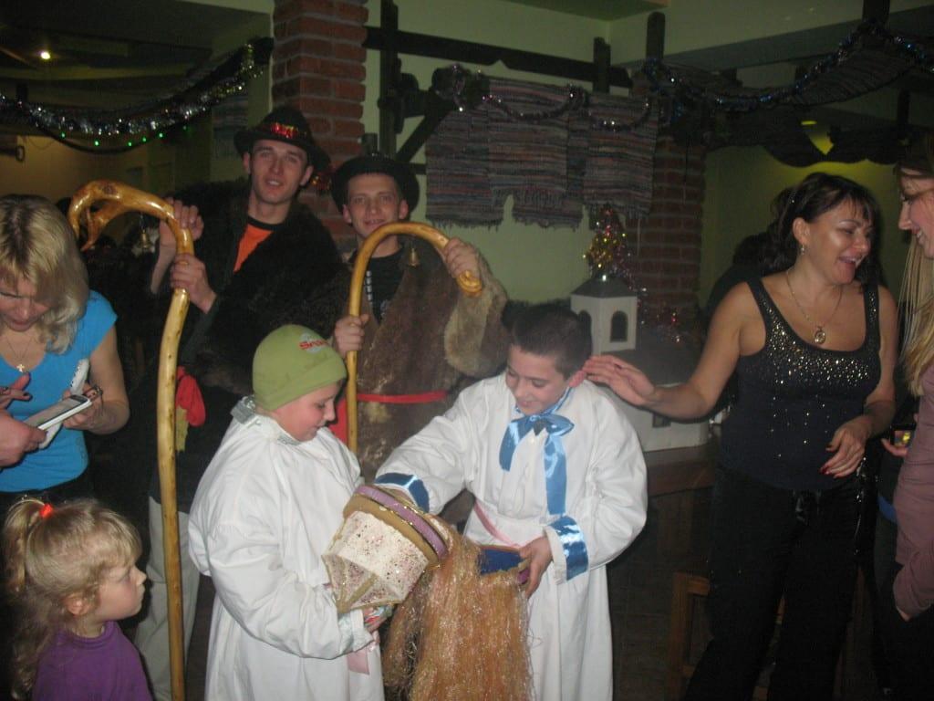 Путевки в Карпаты на Рождество