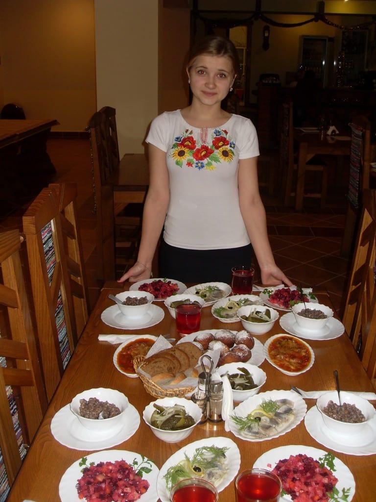 Рождественский стол, Эдельвейс Соль