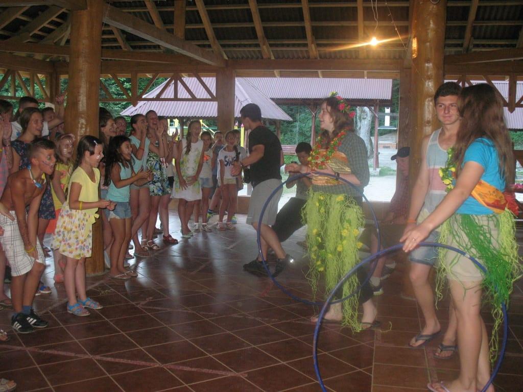 Летние англоязычные лагеря в Украине