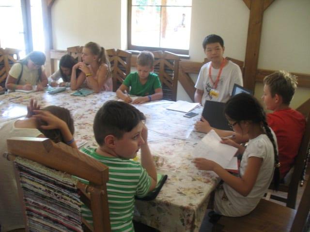 Англоязычный летний лагерь 2016