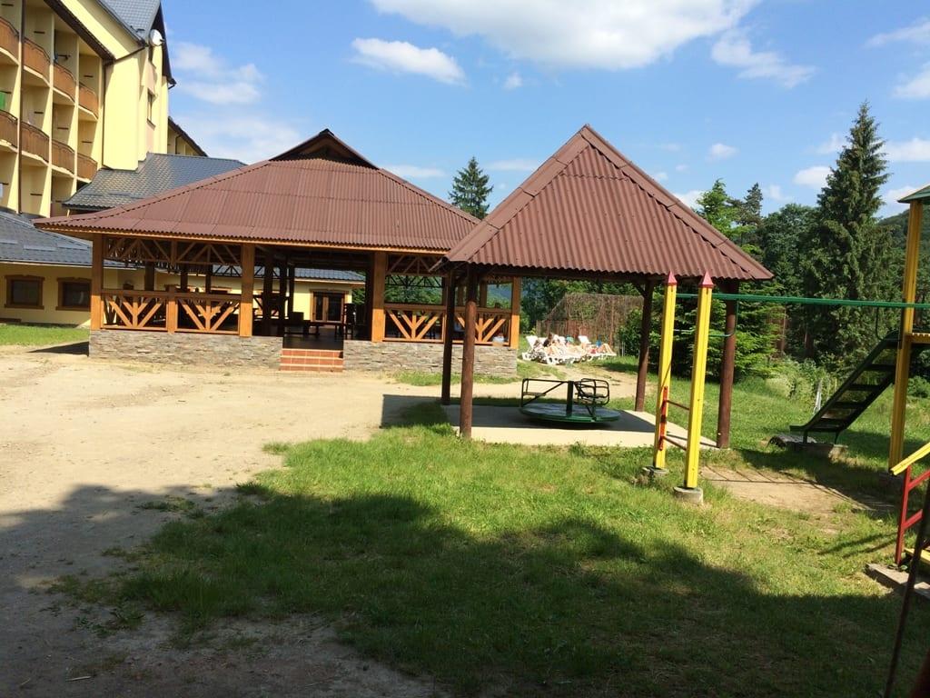 Детский отдых в Закарпатье 2016