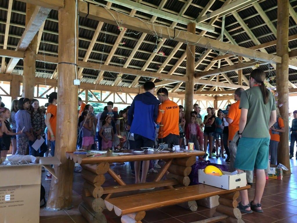 Языковые летние лагеря 2016