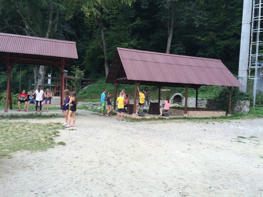 Англоязычные летние лагеря