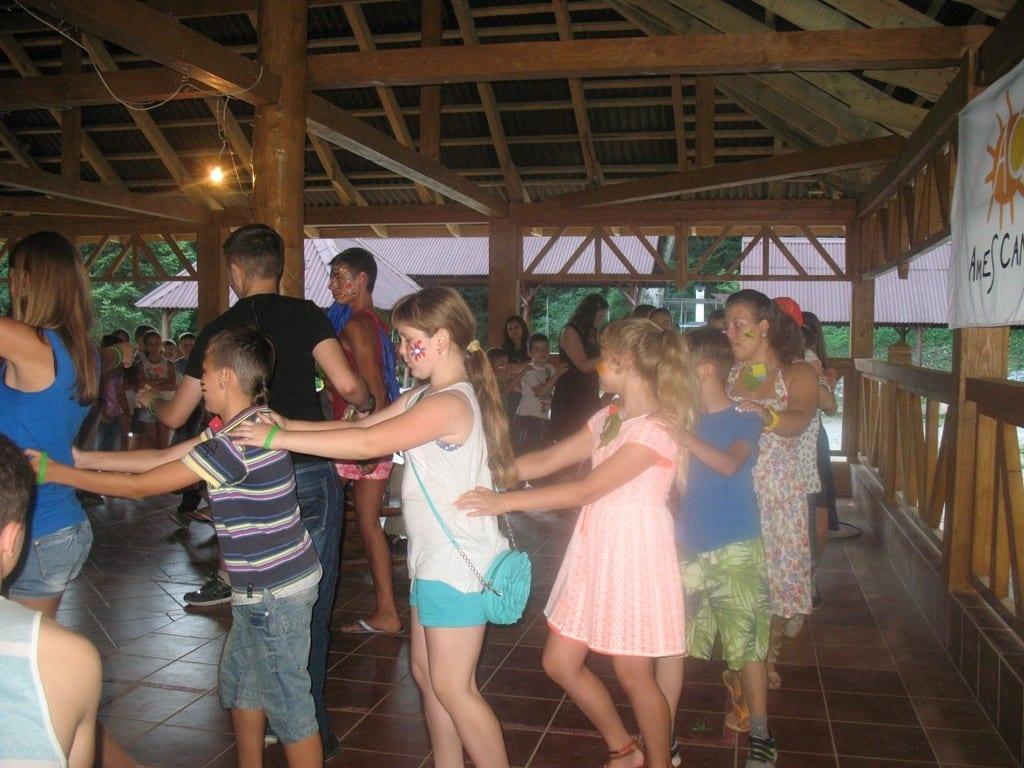 Англоязычные летние лагеря 2016