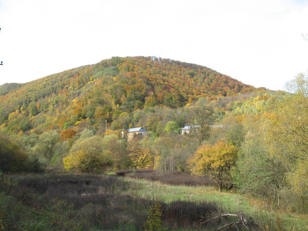 Осень в Закарпатье