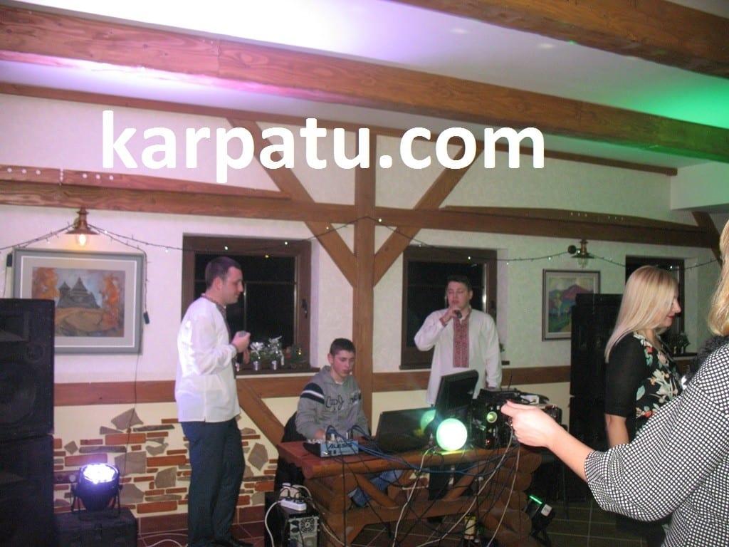 Рождество в Карпатах 2017