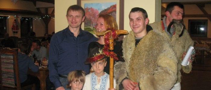 Отдых в Карпатах зимой недорого