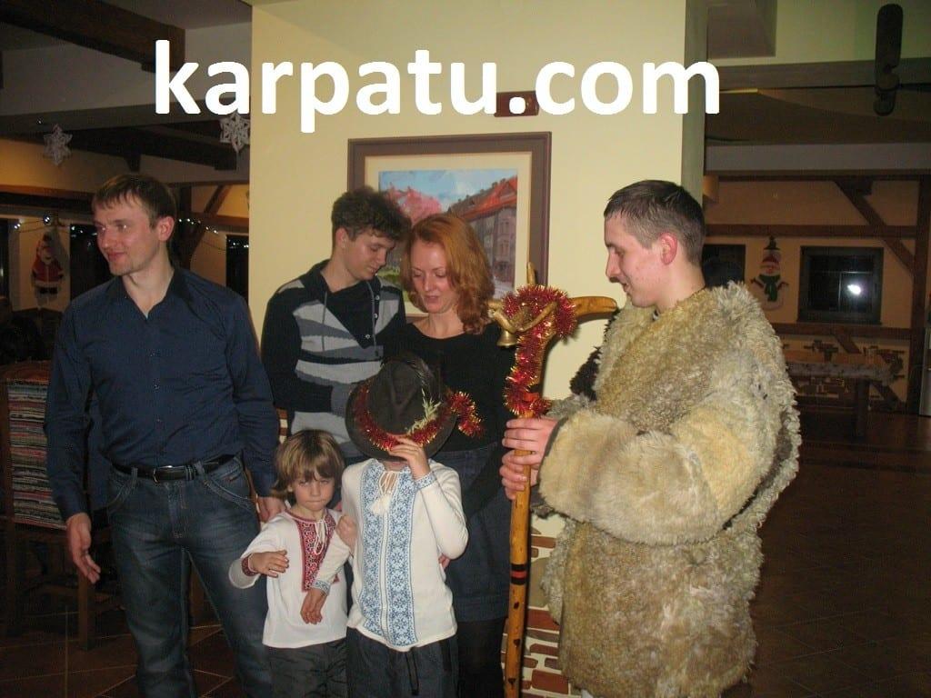 Рождество в Закарпатье 2017