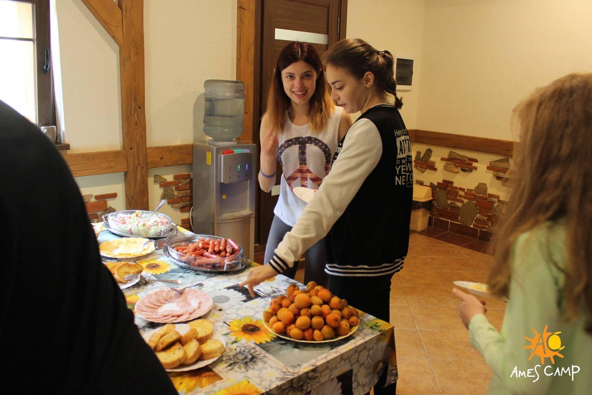 Отдых в Карпатах с питанием