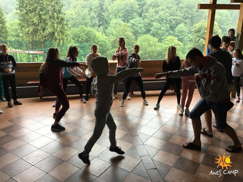 Языковые лагеря в Украине