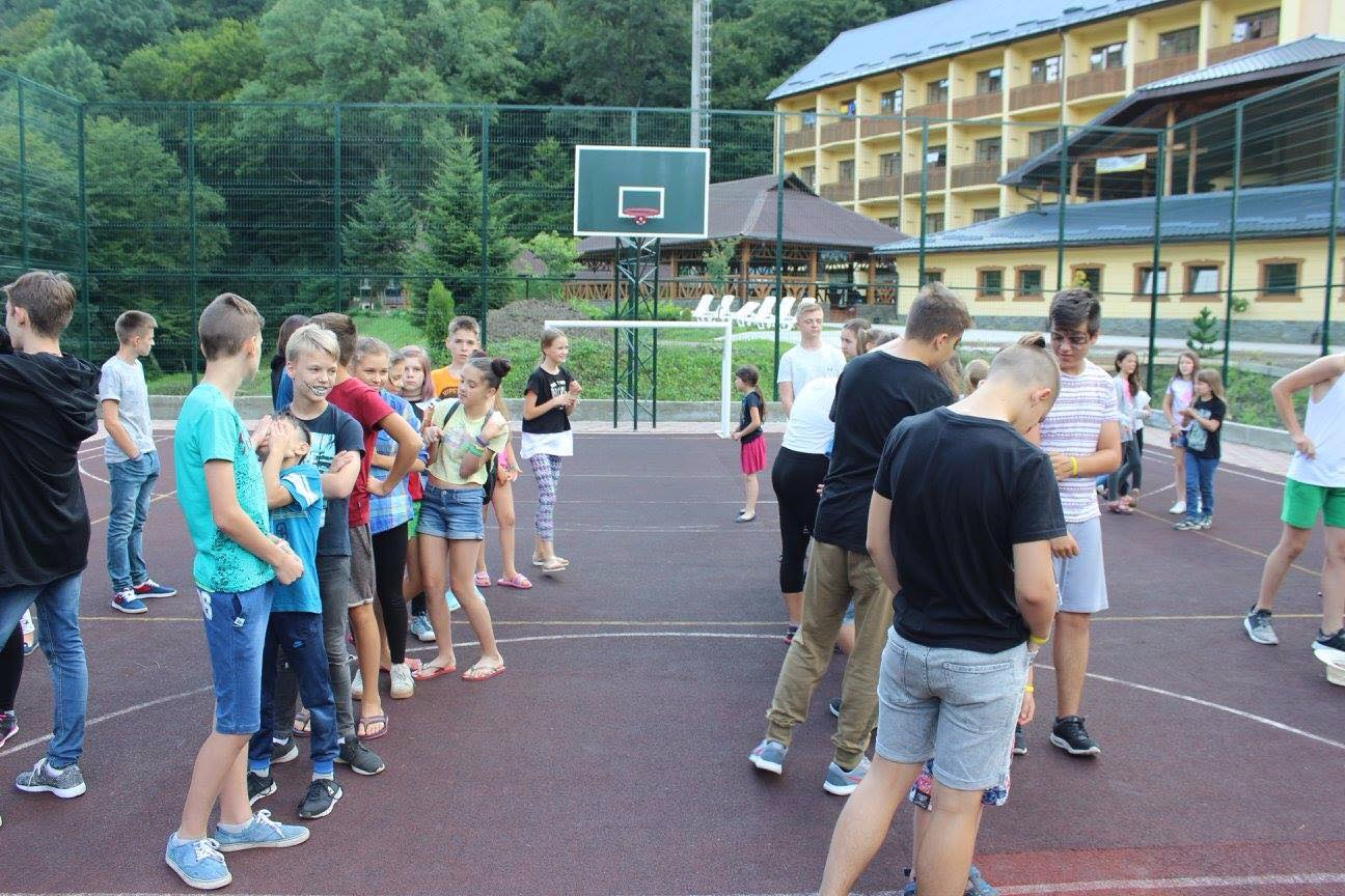 Англоязычный летний лагерь ЭДЕЛЬВЕЙС
