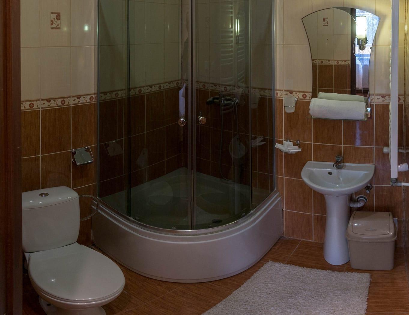 ПОЛУЛЮКС, ванная