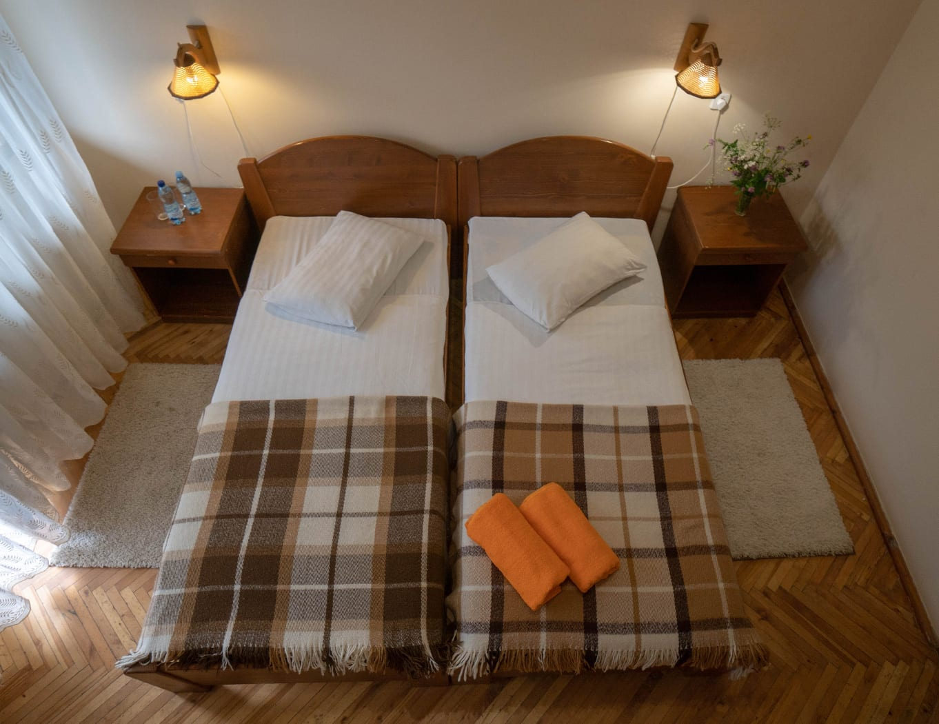 СТАНДАРТ, раздельные кровати