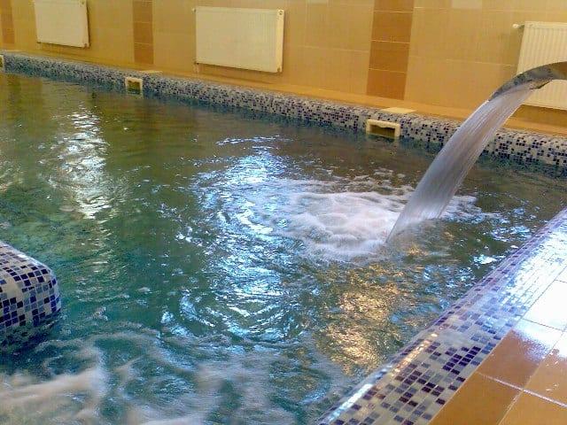 Отдых в Карпатах летом 2015 с бассейном